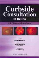 Curbside Consultation in Retina PDF