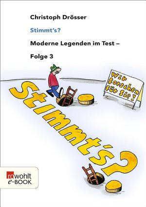 Stimmt s  Moderne Legenden im Test 3 PDF