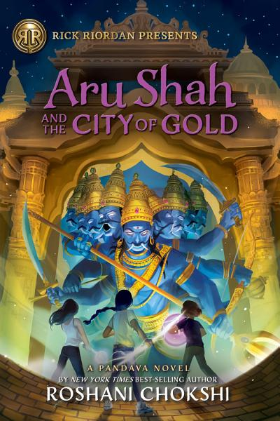 Download Aru Shah and the City of Gold Book