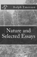 Download Nature and Selected Essays Book