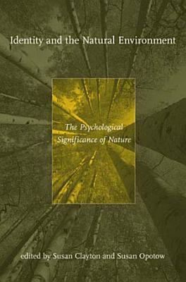 Identity and the Natural Environment PDF