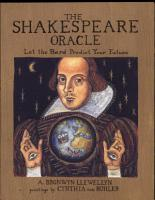 The Shakespeare Oracle PDF