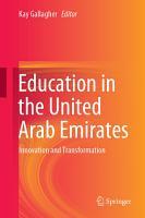 Education in the United Arab Emirates PDF