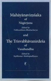 Mahayanavimsaka and the Trisvabhavanirdesa