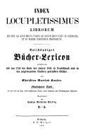 Vollst  ndiges B  cher Lexicon enthaltend alle von 1750 bis 1832 in Deutschland und in den angrenzenden L  ndern gedruckten B  cher PDF