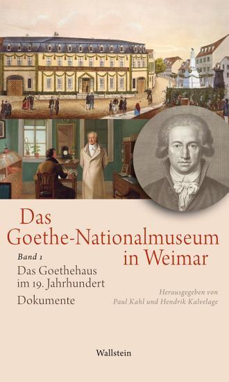 Das Goethe Nationalmuseum in Weimar PDF