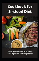 Cookbook for Sirtfood Diet