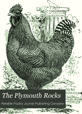 The Plymouth Rocks: Issues 8-15