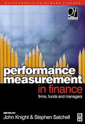 Performance Measurement in Finance