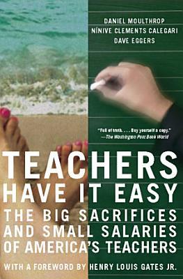 Teachers Have It Easy PDF