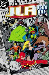 JLA: Year One (1997-) #1