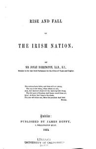 Rise and Fall of the Irish Nation PDF