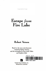 Escape from Fire Lake