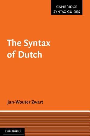 The Syntax of Dutch PDF