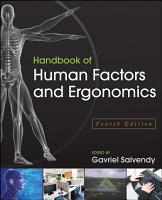 Handbook of Human Factors and Ergonomics PDF