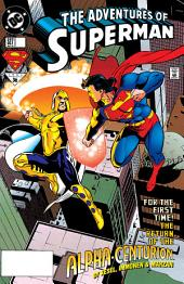 Adventures of Superman (1987-) #527