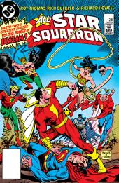 All-Star Squadron (1981-) #36