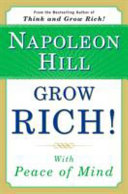 Grow Rich  with Peace of Mind Book