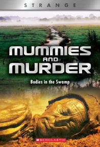 Mummies and Murder  X Books  Strange  PDF