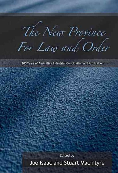 Download The New Province for Law and Order Book