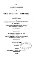 The Political State of the British Empire PDF
