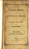 Erster sechsten nachtrag zu dem Wegweiser durch die literatur der deutschen PDF
