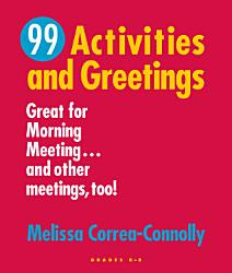 99 Activities And Greetings Book PDF