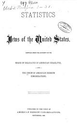 Statistics of the Jews of the United States