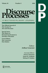 The Effects of Personal Involvement in Narrative Discourse PDF