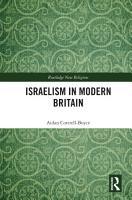 Israelism in Modern Britain PDF