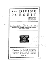 The Divine Pursuit