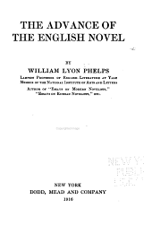 The Advance of the English Novel