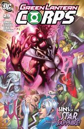 Green Lantern Corps (2006-) #29