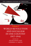 The Cambridge History of Communism PDF