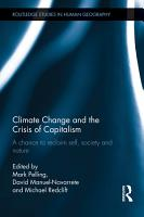 Climate Change and the Crisis of Capitalism PDF