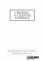 Creating a Celestial Marriage PDF