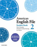 American English File  Level 2  Student Book Pack PDF