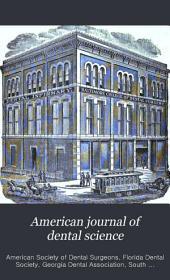 American Journal of Dental Science