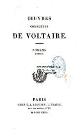 Oeuvres complètes de Voltaire: Volume16