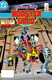 Booster Gold (1985-) #24