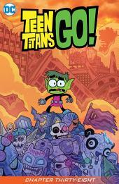 Teen Titans Go! (2013-) #38