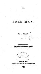 The Idle Man: Volume 2, Issue 1