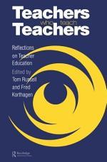 Teachers who Teach Teachers