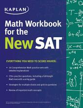 Kaplan Math Workbook for the New SAT