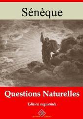 Questions naturelles: Nouvelle édition augmentée