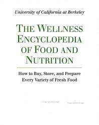The Wellness Encyclopedia Of Food And Nutrition Book PDF