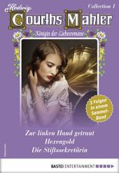 Hedwig Courths-Mahler Collection 1 - Sammelband: 3 Liebesromane in einem Sammelband