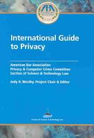 International Guide to Privacy PDF