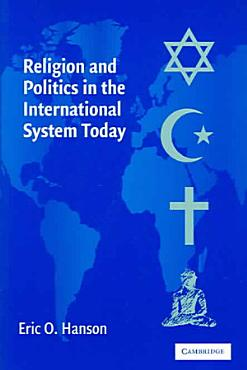 Religion and Politics in the International System Today PDF