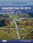 Autocad Civil 3D 2015 Fundamentals  ascent  PDF